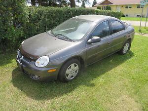 2004 Chrysler Neon Sedan
