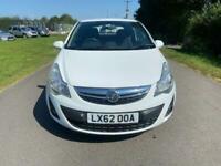 2012 Vauxhall Corsa ACTIVE AC Hatchback Petrol Manual