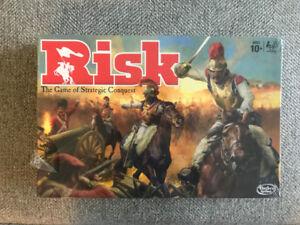 For Sale: Board Games (Monopoly, Scrabble, Ludo and Risk)