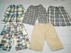 Boys Summer Shorts & Tops size 12