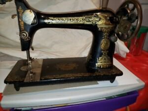 Vintage Singer Sewing Machine 1910