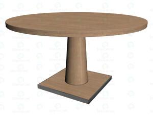 Designer Pedestal Dining Table