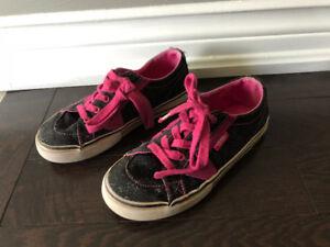 Kid Girl's Vans Shoes