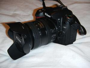 Nikon D90 Camera Body