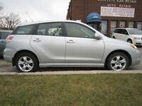 $4995 - Toyota Matrix 2007