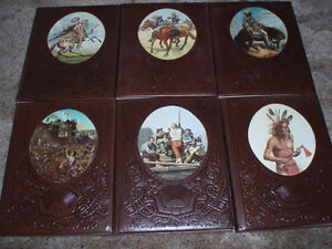 Time-Life The American Old West history books
