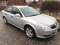 2005 (55) VAUXHALL VECTRA, 1 YEAR MOT, JUST SERVICED, NOT MONDEO FOCUS 307 NOTE