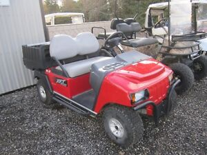2012 EZ-GO RXV ELECTRIC GOLF CARTS * FINANCING AVAILABLE London Ontario image 4