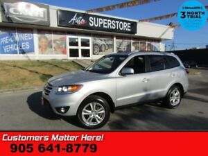 2012 Hyundai Santa Fe GL Premium  AWD ROOF HEATED SEATS CAMERA