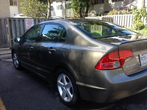 2008 Honda Civic EX Sedan **Low KM** E-Tested/Certified