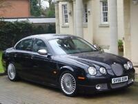 2007 Jaguar S-Type 3.0 V6 S 4dr