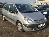 2000/Y Citroen Xsara Picasso 1.6i 2000MY LX LONG MOT EXCELLENT RUNNER