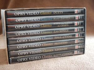 Time Life Opry Video Classic Collection Vol.1 Prince George British Columbia image 2