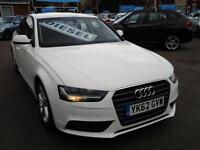 Audi A4 2.0TDI ( 136ps ) Technik (LEATHER AND SAT NAV)