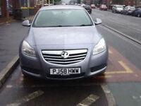 Vauxhall/Opel Insignia 2.0CDTi 16v ( 160ps ) 2009MY Exclusiv