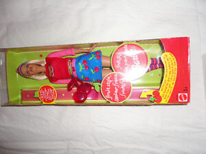 Brand new in box collectible cherry scented Barbie doll London Ontario image 1