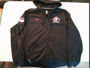 Nike Therma-Fit Molson Canadian / Team Canada XL Hoody $30