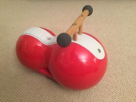 Spherovolo ride-on toy (pre balance bike)