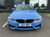 2017 17 BMW M3 3.0 M3 COMPETITION PACKAGE 4D 444 BHP (CAT N )