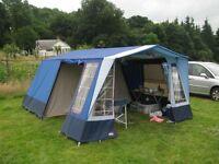 Cabanon Monaco 6 Berth Canvas Tent