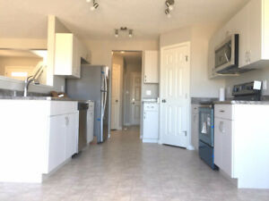 Brand new, 1450 sq,ft 2 story house with 3 bedrooms and 2.5 bath