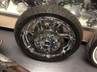 Harley 18 inch agitator wheel