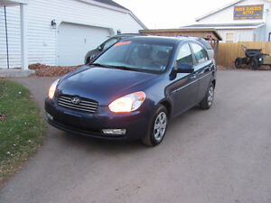 2011 Hyundai Accent GLS Sedan, Auto...***SALE...TAX INCLUDED***.