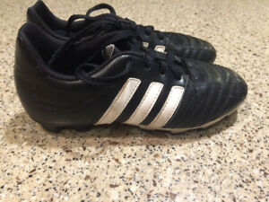 Youth soccer cleats and indoor soccer shoes