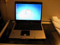 Used Acer Aspire 5100 Laptop with Webcam and Wireless for Sale
