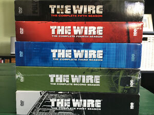 The Wire - Complete DVD Series