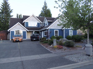 6 MONTHS VACATION OR TEMPORARY ACCOMMODATION ON VANCOUVER ISLAND