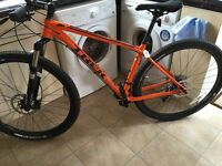 Trek superfly 5 2016 not kona, orange , cannondale , carrera