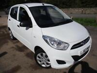 2013 HYUNDAI I10 CLASSIC (1 OWNER - AIR CON- LOW MILEAGE) HATCHBACK PETROL