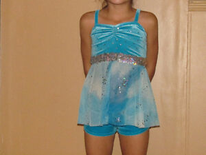 Dance costumes Size 6-7
