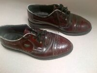 Valentini Men's Dress Shoe 10.5 (fits small) maybe 10