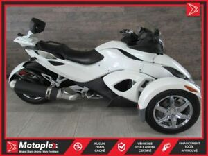 2011 Can-Am Spyder RS-S SE5 76$/SEMAINE