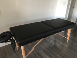 Relaxus portable massage table