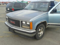 1989 GMC Sierra 1500 SLX