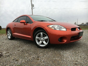 2007 Mitsubishi Eclipse (E-tested & Certified)