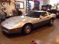 1986 chev corvette
