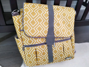 J Cole diaper bag