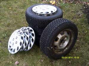 pneus d'hiver 13 pouces