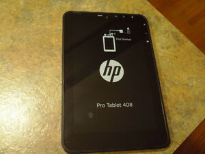 HP Pro Tablet 408 G1- New In BOX- 32GB