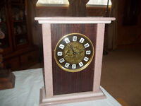 Marble Table Top Clock