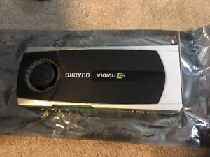 nvidia quadro 5000 video card