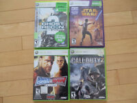 4 Teen xbox games for $24 or buy each game for $7
