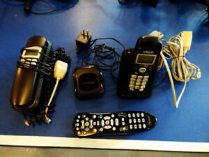 Cordless phones and remote
