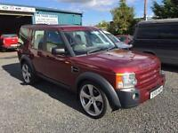 Land Rover Discovery 3 2.7TD V6 2005 SE 7 seater
