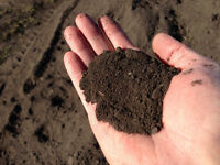 TOPSOIL...$16/YARD SCREENED!! (Warman only)