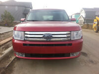 2009 Ford Flex SUV Crossover/minivan The best for Alberta winter